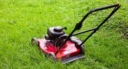 Lawn Mower Explodes