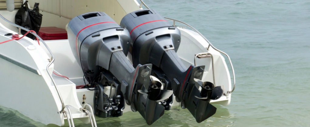Outboard Engine Sales & Repair