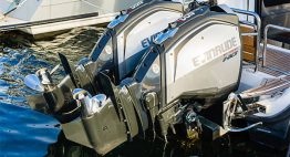 Evinrude Outboard Engine
