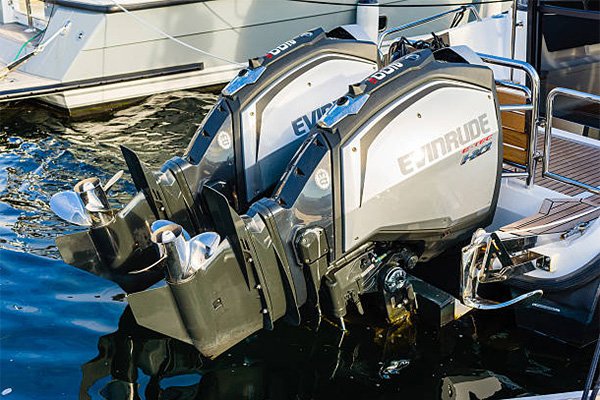 Outboard motor historian details important achievements of